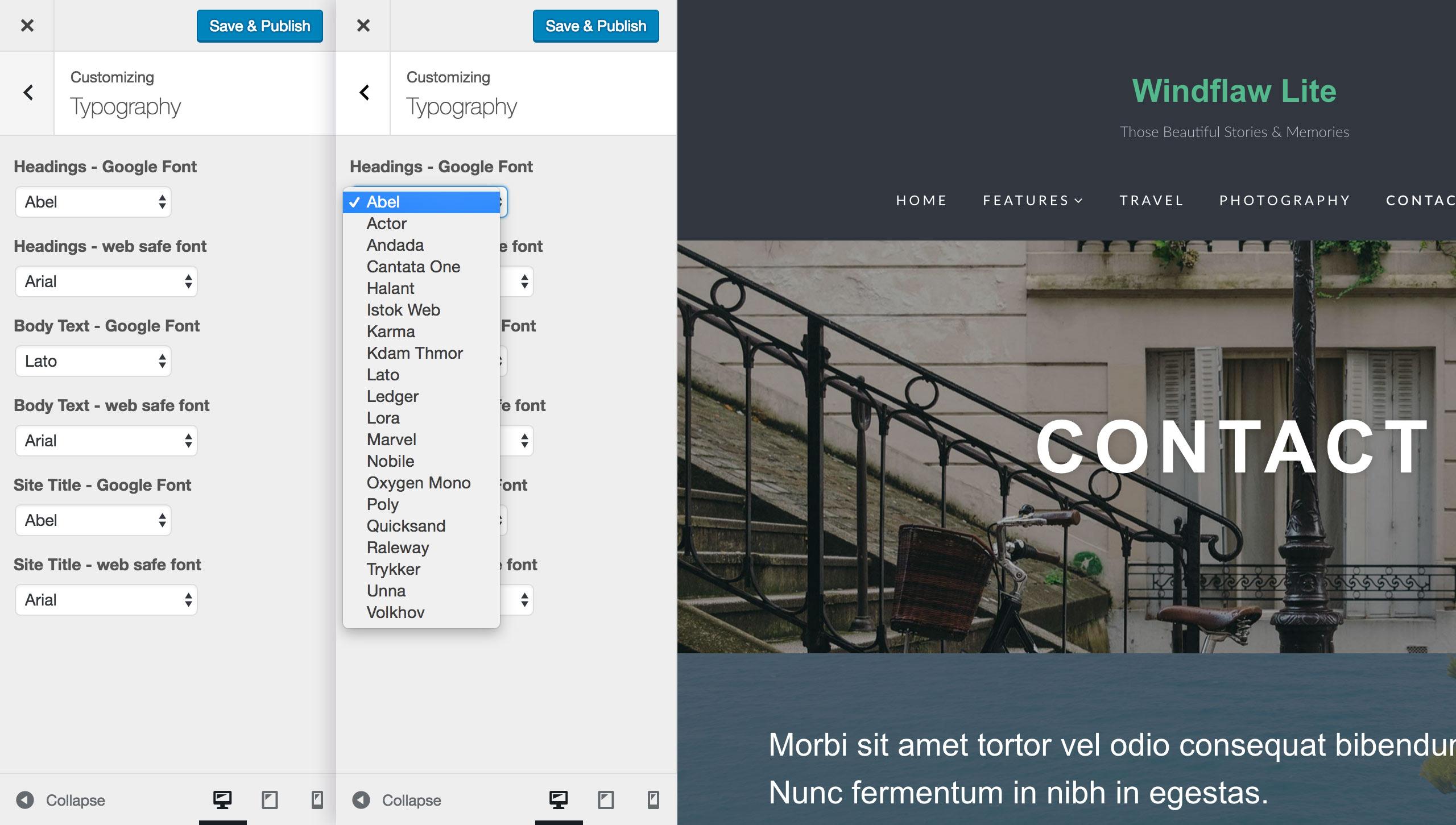 Web safe colors list - Page Color